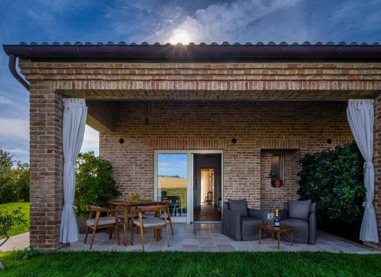 Suite <p>Located on the ground floor, it is among the largest accommodations in the guesthouse</p> , Filodivino, Wine Resort
