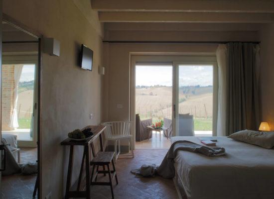 Luxury Room Relax e benessere nel cuore delle Marche, Filodivino, Foresteria